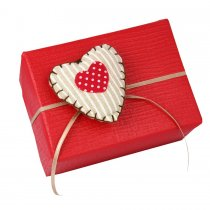 Happy Heart  - ambalaj de lux pentru cadou