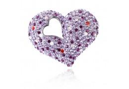 Colors in Love - Brosa cu cristale austriece