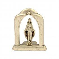 Marturie - statueta argintata
