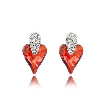 Lovely - Cercei cu cristale austriece