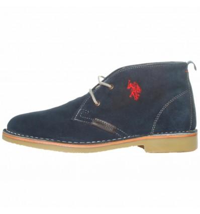 Pantofi barbatesti piele intoarsa U.S. Polo