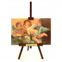 Ingeri - Guercino tablou pe sevalet