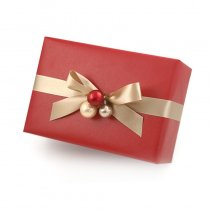 Christmas Red - ambalaj de lux pentru cadou
