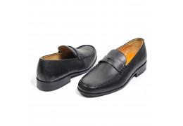 Pantofi clasici din piele neagra Scholl