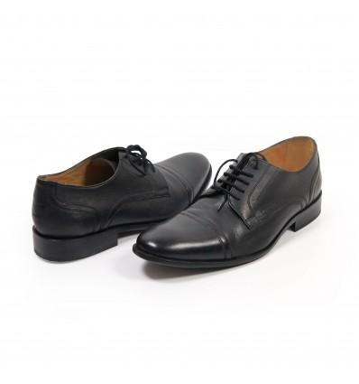 Pantofi din piele neagra Scholl