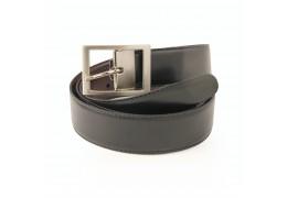 Curea din piele neagra Calvin Klein