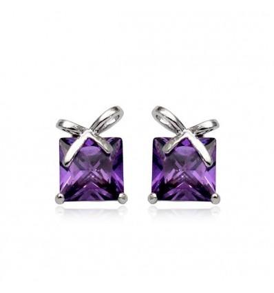 Luxury Gifts: cercei cu cristale Swarovski