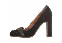 Pantofi din piele intoarsa Dr Scholl