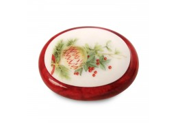 Christmas Surprise - casetuta din alabastru cadou de Craciun