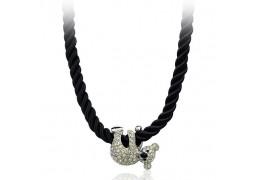 Koala - colier cu cristale Swarovski