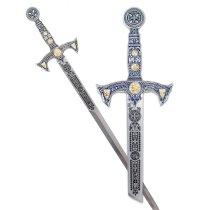 Sabia Templierilor - Civilizatii stravechi - Sabie de Toledo