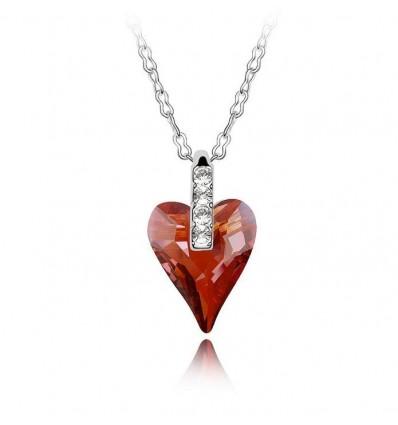 Lovely  - Colier cu cristale austriece