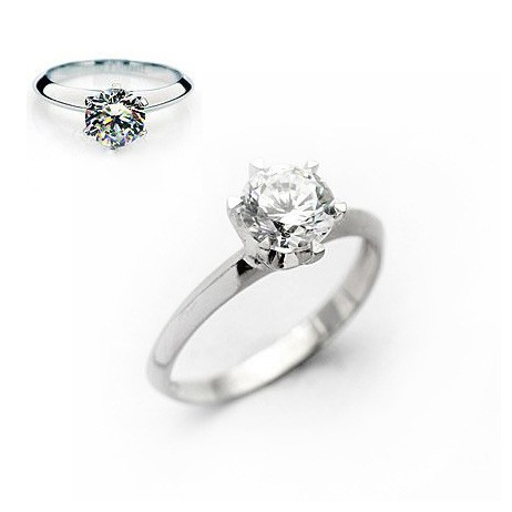 Cauta i un inel de argint