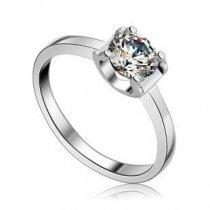 Desire - Inel de argint cu zirconiu