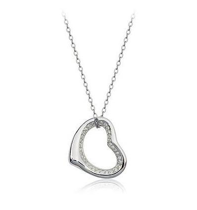 Valentine - colier cu cristale austriece