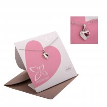 Message of Love - Martisor cu Swarovski