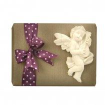 Angel of Love - ambalaj de cadou cu figurina ingeras