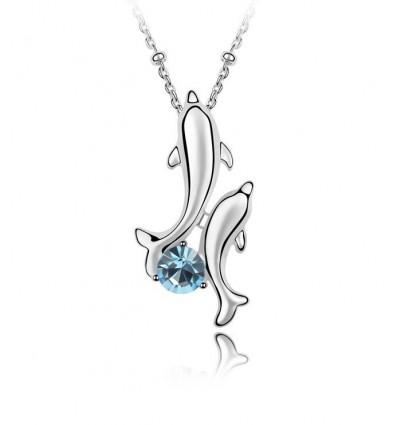 Sea of Love - Colier cu cristale austriece