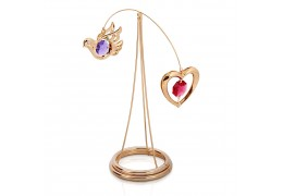 Freedom and Love - figurina cu cristale Swarovski