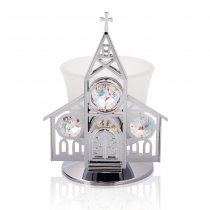 Candela - Biserica decorata cu cristale Swarovski