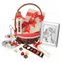 Sweet deluxe basket - cos dulce