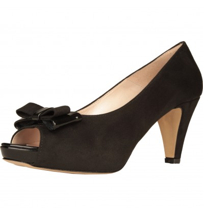 Pantofi Made in Italia negri