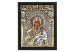 Icoana cu Maica Domnului Alinatoare