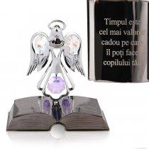 "Proverb chinezesc - din colectia ""Citate motivationale cu cristale Swarovski"""