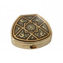 Caseta incrustata cu aur - Toledo