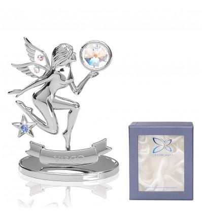 Zodia Fecioara -  cadou cu cristale Swarovski