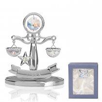Zodia Balanta - cadou cu cristale Swarovski