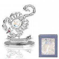 Zodia Scorpion - cadou cu cristale Swarovski