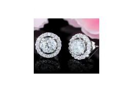 Cercei Diamonds - doua modele in unul singur