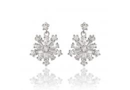 Cercei Crystal Snowflake