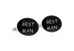 "Butoni pentru camasa ""Best Man"""