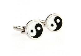 """Butoni pentru camasa """"Yin&Yang"""""""