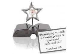 Napoleon-despre viziune-Citat motivational Swarovski