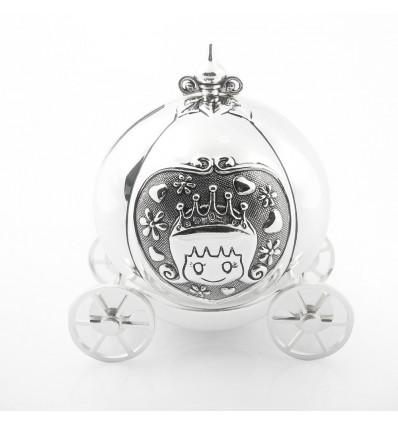 "Pusculita argintata ""Cinderella"""