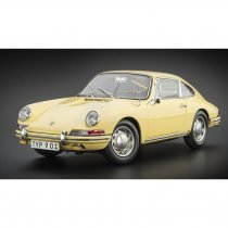 Porsche 901 Coupe Champagne Yellow, 1964 macheta 1:18 Die-Cast