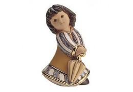 Sa vina ploaia - figurina din ceramica