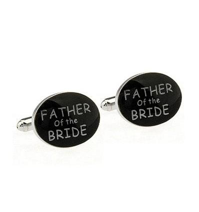 "Butoni de camasa "" Father of the bride"""