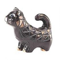 Pisica din ceramica portelanata