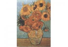 """Tablou pe sevalet """"Floarea soarelui"""" Van Gogh"""