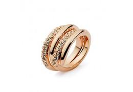 Desire - inel placat cu aur