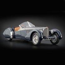 Bugatti 57 SC Corsica Roadster 1938 macheta 1:18 Die-Cast