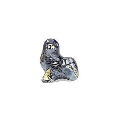 Pui de foca din ceramica portelanata