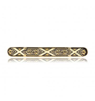 Ac de cravata incrustat cu aur - Toledo