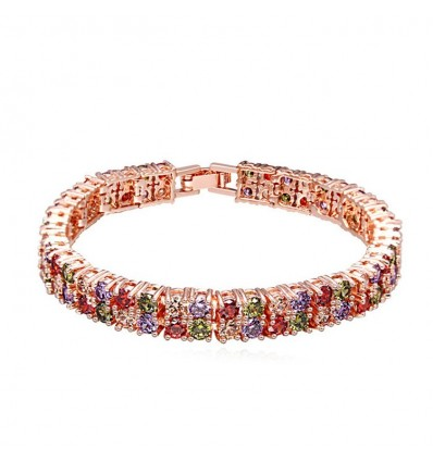 Bratara Rainbow Diamonds