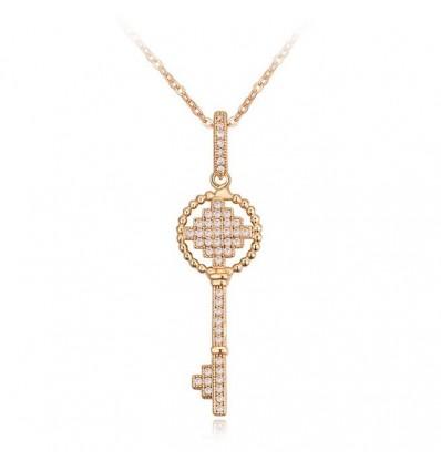 Colier Diamond Key for Success