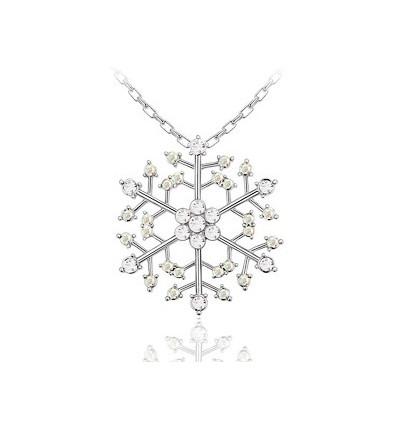 Colier Winter Magic Crystals